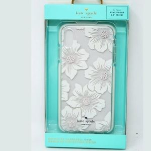 Brand New! Kate Spade Floral IPhone XS Max Case